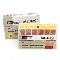 ML.029 Gutta Percha Points (02Taper)