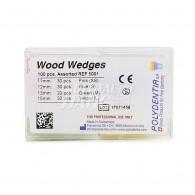 Wood Wedges Set #5001