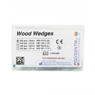 Wood Wedges Refill