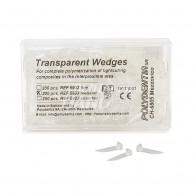 Transparent Wedges (투명웨지)