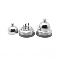 Stainless Steel Bur Stand Type-E #HL-03235