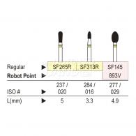 Diamond point FG (Superfine) #SF265R,SF313R,SF145