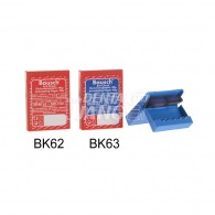 Articulating Paper 40㎛ 양면 #BK63 (Blue/Red)