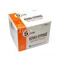 Kovax Syringe #5cc (22G 32mm)
