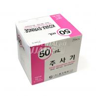 Kovax Syringe #50cc (21G 32mm)