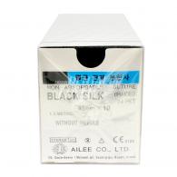 Black Silk 5-0 무침