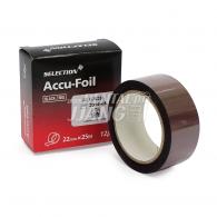 SELECTION-E Accu-Foil 12μ 양면(블랙/레드) 롤형 #481043