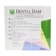 Hygenic Dental dam sheet #Medium Green