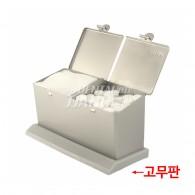 [고무판만] Cotton container silicon