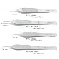 [H.ZEPF] Micro Adson Tissue Forceps