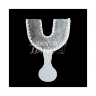 Disposable Bite Tray Full Arch (전치부용) #흰색