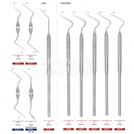 Root Canal Pluggers/Condensers