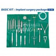 Implant Surgical Kit (Basic Kit) #SD-BK