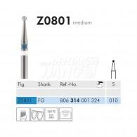 Luster for Zirconia Intraoral FG #Z0801-010