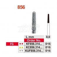 K-Diamond Bur FG #856-016