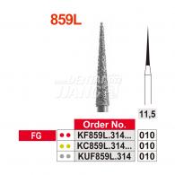 K-Diamond Bur #859L-010