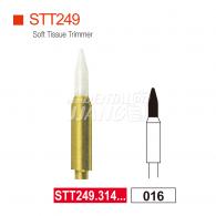 Soft Tissue Trimmer Bur FG #STT249.016