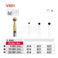 Diacut Bur FG #V801