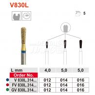 Diacut Bur FG #V830L
