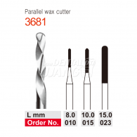Wax Milling Bur HP #3681