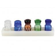 [단종] Glass Medicament Stand (약병 미포함) #606-001