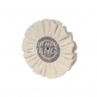 Pleated Buff Nettle Cloth #210-0002 (주름잡힌 천 폴리셔)