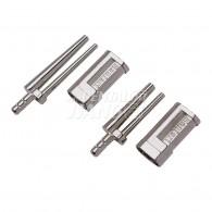 Metal Sleeve Bi-pin
