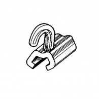 Split Crimpable (Rectangular Wire)