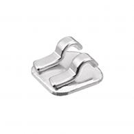 2D Lingual Bracket with Hook Medium/Twin #760-1026