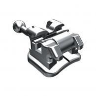 Mini Clippy Self Ligation Metal Bracket (Roth)