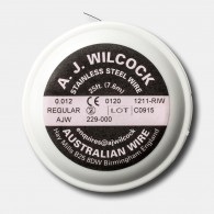 AJ wilcock stainless steel wire