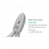 Multi-Use Cutter #678-105