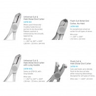 Universal Cut & Hold Distal End Cutters