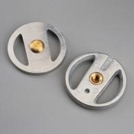 Metal Mounting Plate (1Pair) #005057-000
