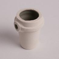Ceramic Ti-Crucibles (Gold) #65046