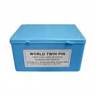 World Twin Pin