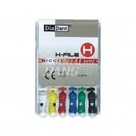 NiTi H-File 25mm