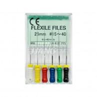 Flexile Files 25mm