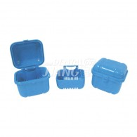 Denture Case B Type (100개 주문시 인쇄무료)