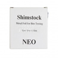 Shimstock 8μ