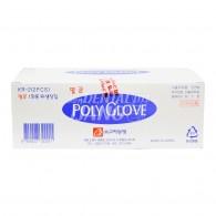멸균 Poly Glove #KR-2 (Medium)
