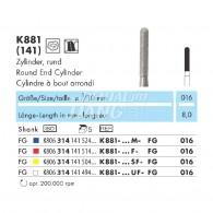 Z-Cut (Zirconia Diamond Point FG) #K881