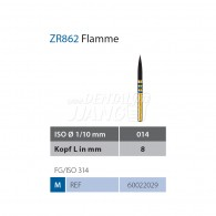 Z-Rex (Zirconia Diamond Point FG) #ZR862-014