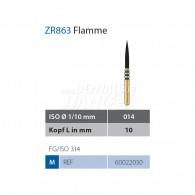 Z-Rex (Zirconia Diamond Point FG) #ZR863-014
