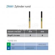 Z-Rex (Zirconia Diamond Point FG) #ZR881