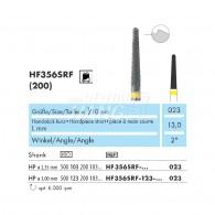 Milling Burs (Cone Cutter) HP #HF356SRF-023