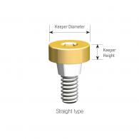 MagDen Keeper Screw (K/H4.0 #MSK4040)