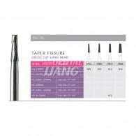 Carbide Burs HP (Taper Fissure) #HP 701L-012