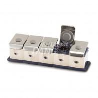 Dental Medicine Bottle Set (5Hole) #HL-03272A