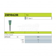 ZIR Gloss Dentistry #ZIR9862M.RA.060
